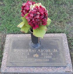 Donald Ray Adcox, Jr