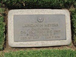 Duncan Meyers