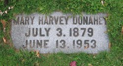 Mary <i>Harvey</i> Donahey