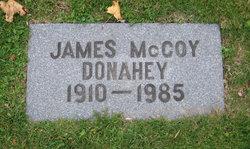 James McCoy Donahey