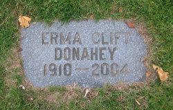Erma <i>Clift</i> Donahey