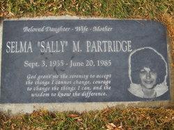 Selma M. Sally Partridge