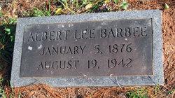 Albert Lee Barbee