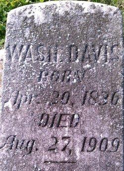Washington Wash Davis