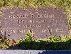 Gerald R. Oskins