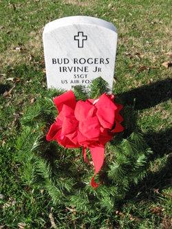 Bud Rogers Irvine, Jr