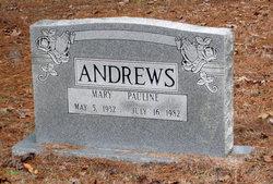 Mary Pauline Andrews