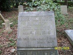 Eugenia Josephine Ma Jo <i>West</i> Blance