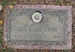 Capt Morris B. Witt