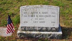 Edith K Addy
