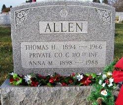 Anna M. Allen