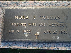Nora Beatrice <i>Scully</i> Tolman