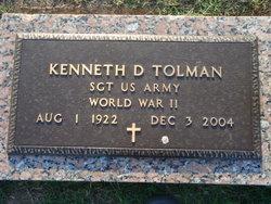Kenneth Duncan Tolman