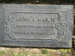 Anna J Mason