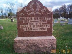 Belle <i>Rafferty</i> Bennett