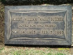 Robert William Magic Butcher