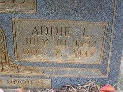 Addie Luella <i>Glenn</i> Gale