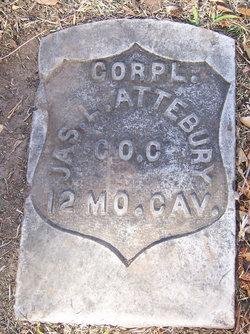 Corp James L Atterbury