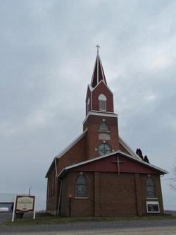 Fish Creek Lutheran Church Cemetery