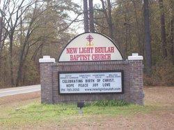 New Light Beulah Baptist Church Cemetery