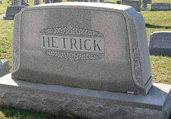 Harry William Hetrick