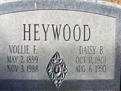 Vollie F Heywood
