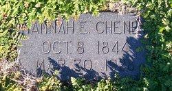 Hannah E. Cheney