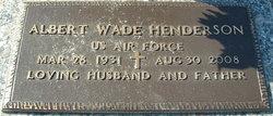 Albert Wade Henderson