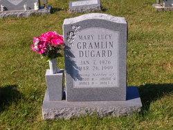 Mary Lucy <i>Gramlin</i> Dugard