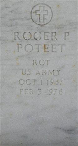 Roger P Poteet