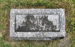 William K. Ackerson