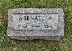 Aseneth Rosetta Sena <i>Buchholtz</i> Ackerson