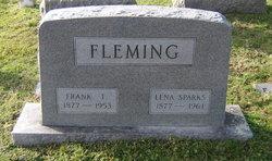 Lena May <i>Sparks</i> Fleming