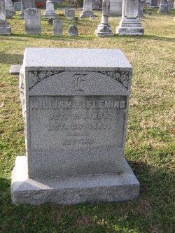 William E Fleming