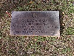 Gordon Hair