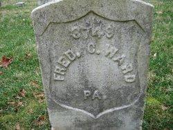 Pvt Frederick C. Ward