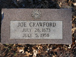 Josiah Joe Crawford