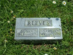 Samuel Luther Calvin Reeves
