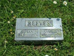 Susan <i>Burchett</i> Reeves