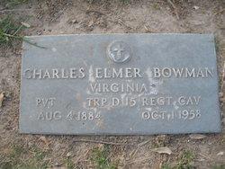 Charles Elmer Bowman
