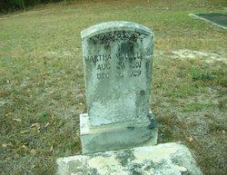 Martha <i>Carter</i> McClellan