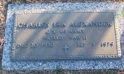 Charles Ira Alexander