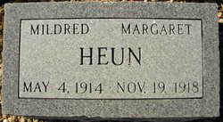 Mildred Margeret Heun