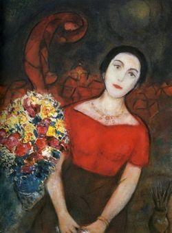 Valentina Vava <i>Brodsky</i> Chagall