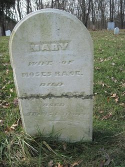 Mary <i>Tomlin</i> Race