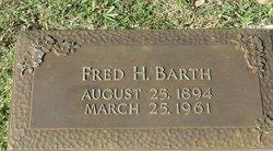Fred H Barth