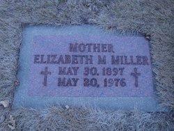 Elizabeth Mathilda <i>Schoumaker</i> Miller