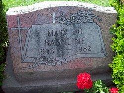 Mary Jo <i>Parks</i> Bashline