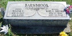 William Elmore Barnbrook