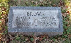 Augusta <i>Hammond</i> Brown